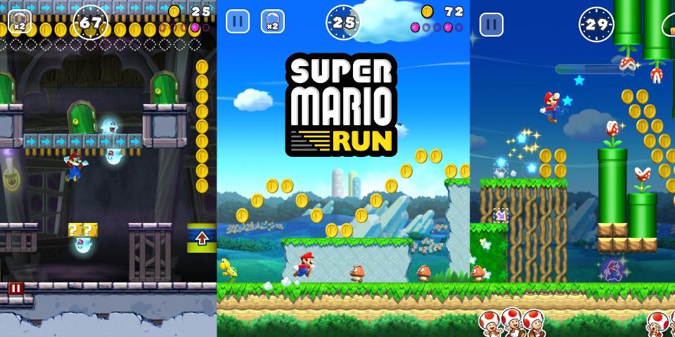 Super Mario Run descargar