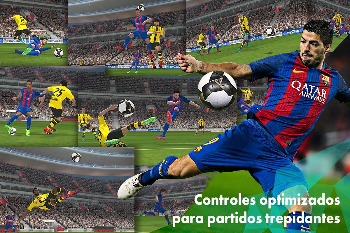 PES2017 android